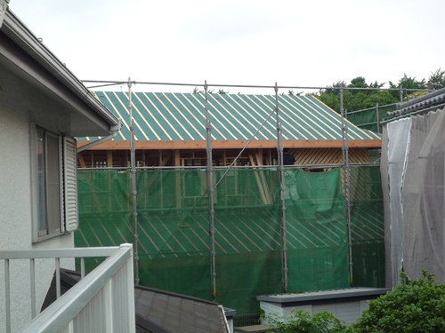工事進行中(20090523)1